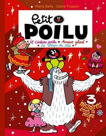 Couverture de l'album Petit Poilu - HS. 3 Histoires sous la neige