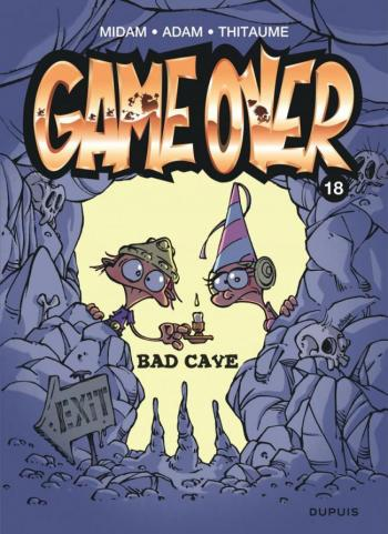 Couverture de l'album Game Over - 18. Bad cave