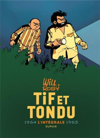 Couverture de l'album Tif et Tondu (Nouvelle intégrale) - 4. 1964-1965