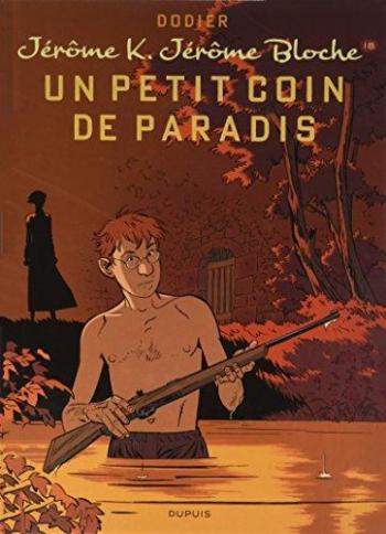 Couverture de l'album Jérôme K. Jérôme Bloche - 18. Un petit coin de paradis (Réédition)