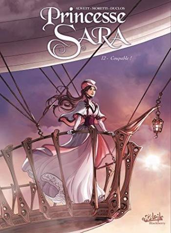 Couverture de l'album Princesse Sara - 12. Coupables !