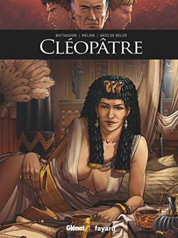 Couverture de l'album Ils ont fait l'Histoire - 32. Cléopâtre