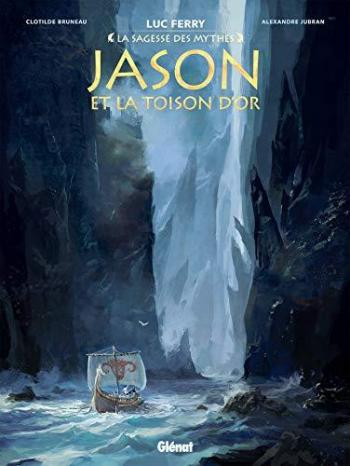 Couverture de l'album Jason et la Toison d'or - COF. Jason et la Toison d'or, Coffret Tomes 1 à 3