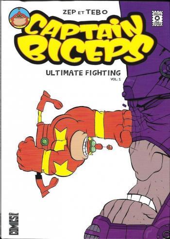 Couverture de l'album Captain Biceps - INT. Ultimate Fighting Vol. 1