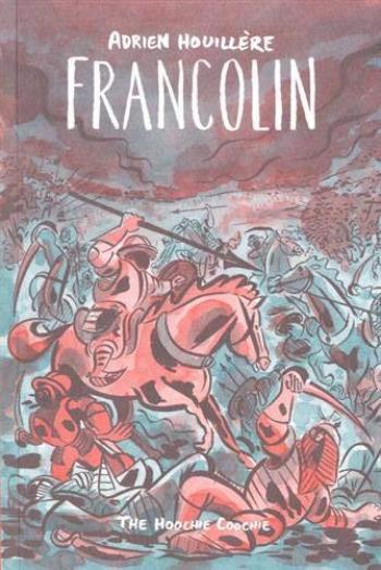 Couverture de l'album Francolin (One-shot)