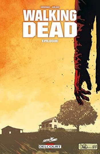 Couverture de l'album Walking Dead - 33. Épilogue