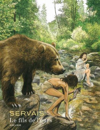 Couverture de l'album Le Fils de l'ours (One-shot)