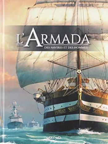 Couverture de l'album La Navigation en BD - 1. L'Armada
