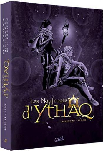 Couverture de l'album Les Naufragés d'Ythaq - COF. Les Naufragés d'Ythaq - Coffret tomes 13 à 15