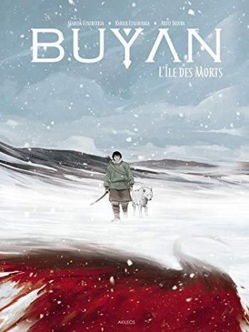 Couverture de l'album Buyan - L'Île des Morts (One-shot)