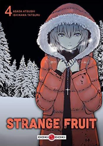 Couverture de l'album Strange Fruit (manga) - 4. Tome 4