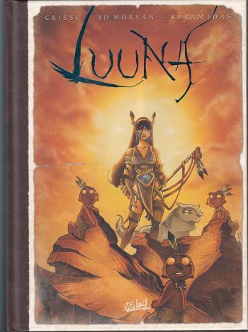 Couverture de l'album Luuna - INT. Luuna - Intégrale second cycle