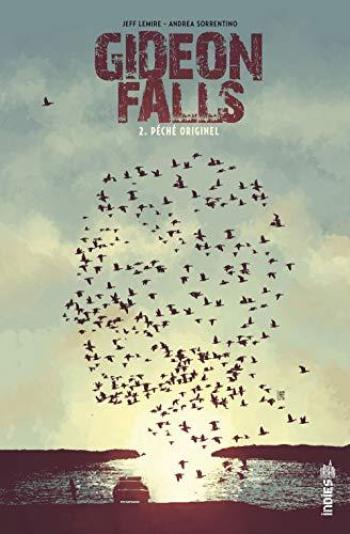 Couverture de l'album Gideon Falls - 2. Péché originel