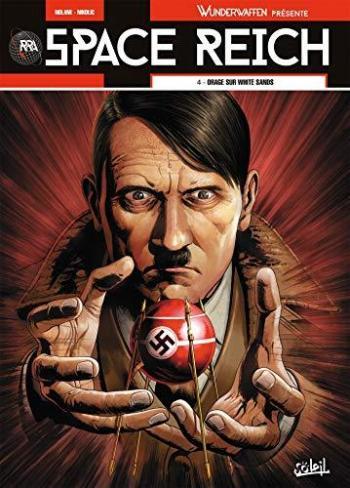 Couverture de l'album Space Reich - 4. Orage sur White Sands