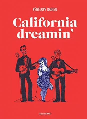 Couverture de l'album California Dreamin' (One-shot)