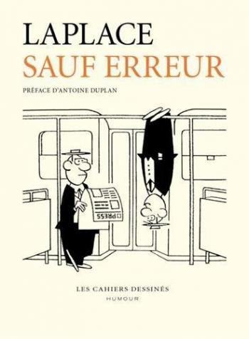 Couverture de l'album Sauf Erreur (One-shot)