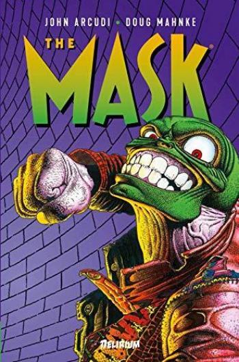 Couverture de l'album The Mask - 1. The Mask