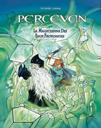 Couverture de l'album Percevan - 16. La magicienne des eaux profondes