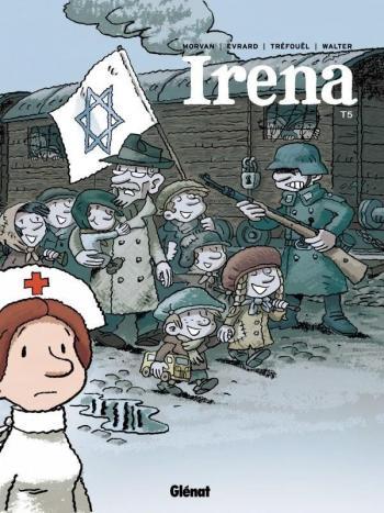 Couverture de l'album Irena - 5. La vie après
