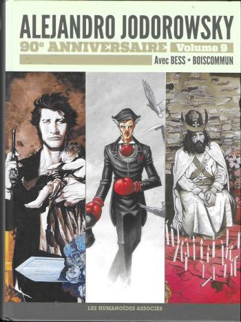 Couverture de l'album Alejandro Jodorowsky 90e anniversaire - 9. Volume 9