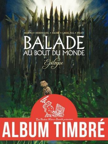 Couverture de l'album Balade au bout du monde - 17. Epilogue