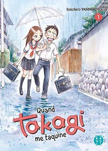 Couverture de l'album Quand Takagi me taquine - 1. Tome 1
