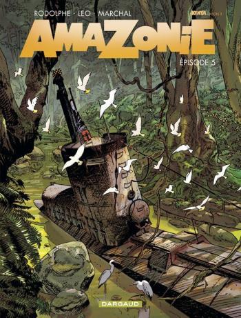 Couverture de l'album Amazonie - 5. Épisode 5