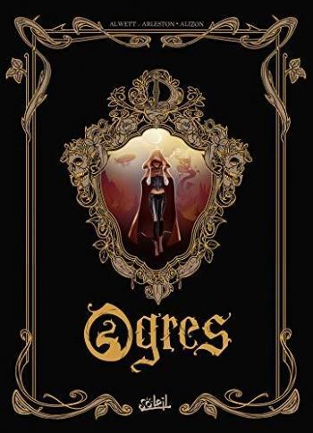 Couverture de l'album Ogres - INT. Ogres Intégrale - T1 à 3