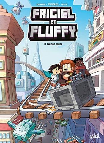 Couverture de l'album Frigiel et Fluffy - 7. La Poudre rouge