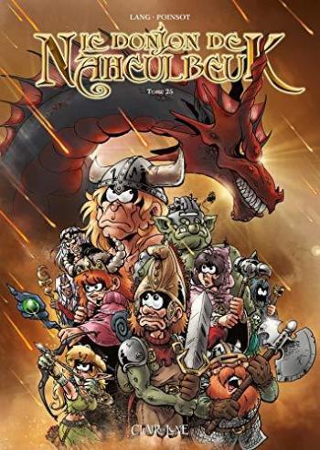 Couverture de l'album Le Donjon de Naheulbeuk - 25. Sixième saison - partie 7