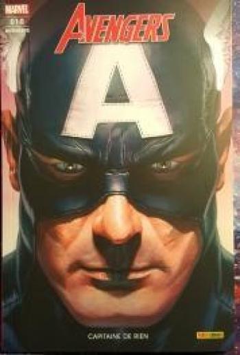 Couverture de l'album Avengers (V6) - 10. Capitaine de rien