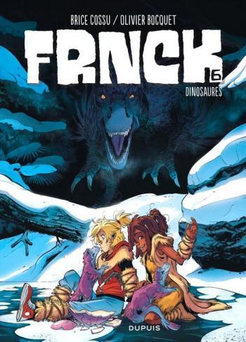Couverture de l'album Frnck - 6. Dinosaures