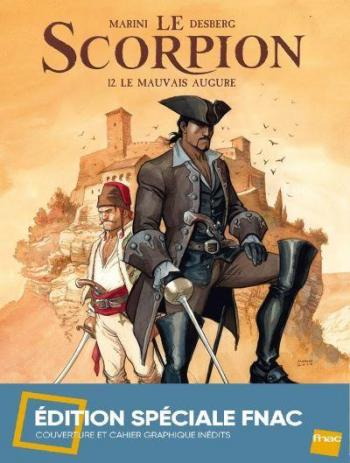 Couverture de l'album Le Scorpion - 12. Le mauvais augure
