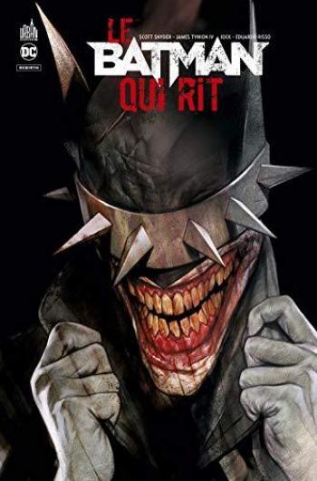 Couverture de l'album Batman - Le Batman qui rit - 1. Le Batman qui rit
