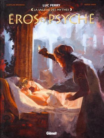 Couverture de l'album Eros et Psyché (One-shot)