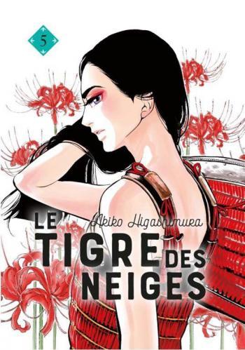 Couverture de l'album Le tigre des neiges - 5. Tome 5