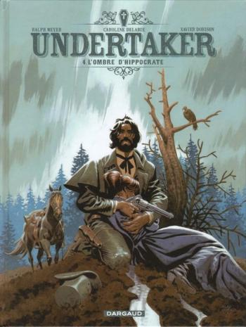 Couverture de l'album Undertaker - 4. l' ombre d 'hippocrate