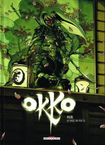 Couverture de l'album Okko - 8. le cycle du feu 2