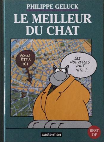 Couverture de l'album Le Chat (Best Of) - 1. le Meilleur du Chat