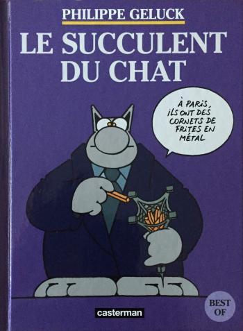 Couverture de l'album Le Chat (Best Of) - 3. Le succulent du chat