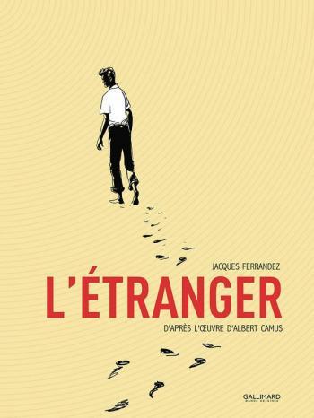 Couverture de l'album L'Etranger (One-shot)