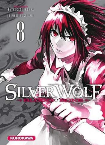 Couverture de l'album Silver Wolf - Blood-Bone - 8. Tome 8