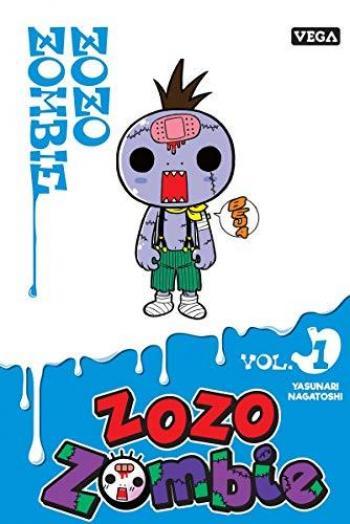 Couverture de l'album Zozo Zombie - 1. Tome 1