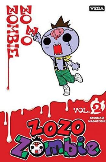 Couverture de l'album Zozo Zombie - 2. Tome 2