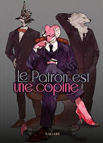 Couverture de l'album Le Patron est une copine (One-shot)
