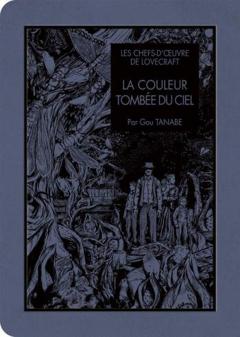 Couverture de l'album Les Chefs-d'oeuvre de Lovecraft - 4. La couleur tombée du ciel