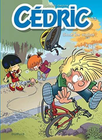 Couverture de l'album Cédric - 33. Sans les mains