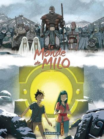 Couverture de l'album Le Monde de Milo - 7. Tome 7
