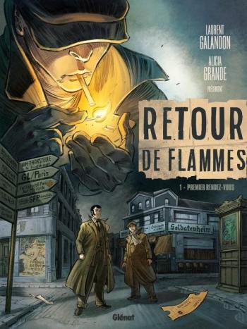 Couverture de l'album Retour de flammes - 1. Premier rendez-vous