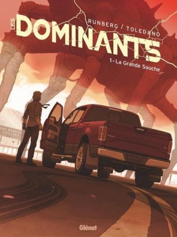 Couverture de l'album Les Dominants - 1. La Grande Souche
